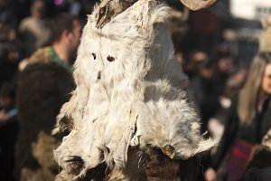 Traditional Mummer Carnaval,Bulgaria
