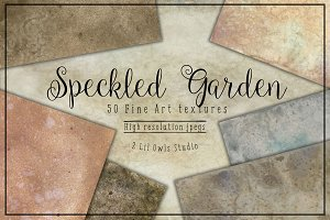 Speckled Garden Fine Art Textures