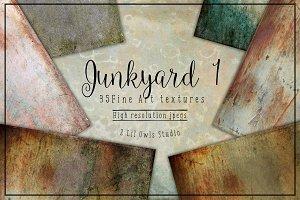 Junkyard 1 – Fine Art Texture