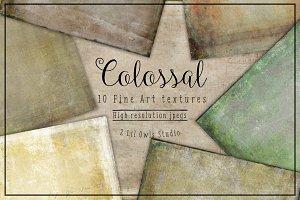 Colossal Fine Art Textures