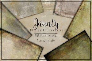 Jaunty Fine Art Textures