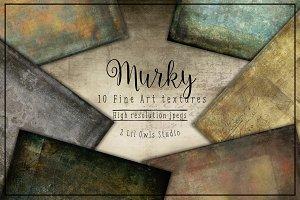 Murky Fine Art Textures