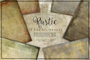 Rustic Fine Art Textures