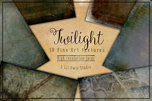 Twilight Fine Art Textures