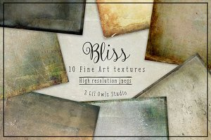 Bliss Fine Art Textures