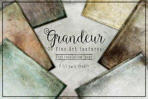 Grandeur Fine Art Textures