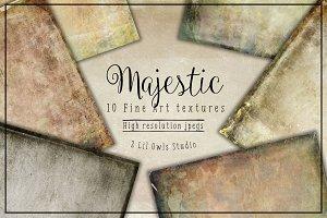 Majestic Fine Art Texture