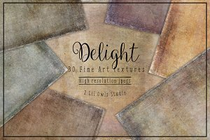 Delight Fine Art Textures