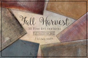 Fall Harvest Fine Art Textures