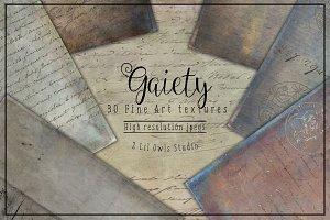 Gaiety Fine Art Textures