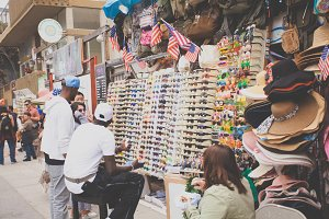 Venice Beach Vendors