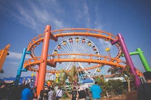 Santa Monica Coaster