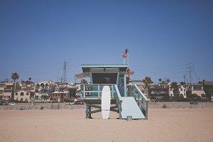 Lifeguard Station Surf