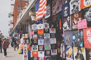 Venice Street Vendors