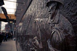 9/11 Memorial Wall