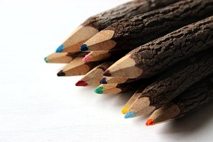 Pile of Pencils