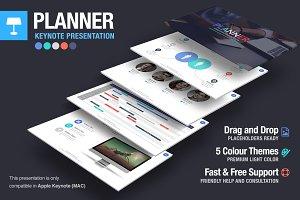Planner Keynote Template