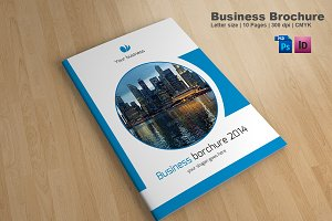Corporate Business Brochure-V377