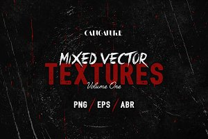 Mixed Vector Textures - Volume One