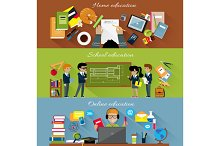 Home School and Online Education