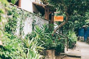 Ilha Grande charming hostel