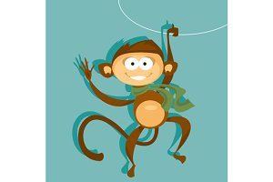 Monkey symbol 2016