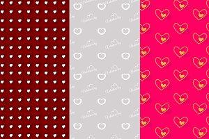 Valentine Gift Wraps - 12 Designs