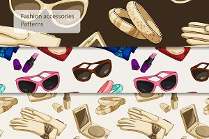 Fashion Accessories Pattern