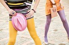 Fashion urban people,woman,outdoors