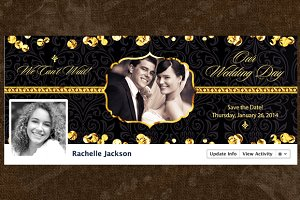 Wedding Facebook Cover Photo