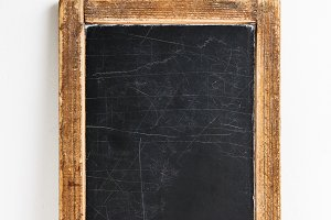 Chalk blackboard background