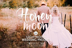 Honeymoon Wedding Lightroom Presets