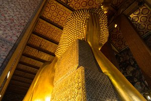 Sleeping Buddha of Wat Pho