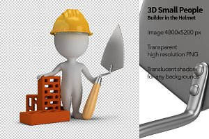 3D Small People - Builder