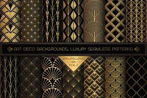 Art Deco Patterns Vol.2