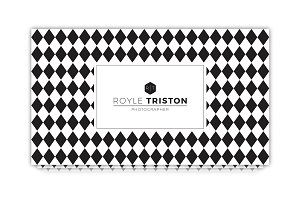 Royle Triston Business Card