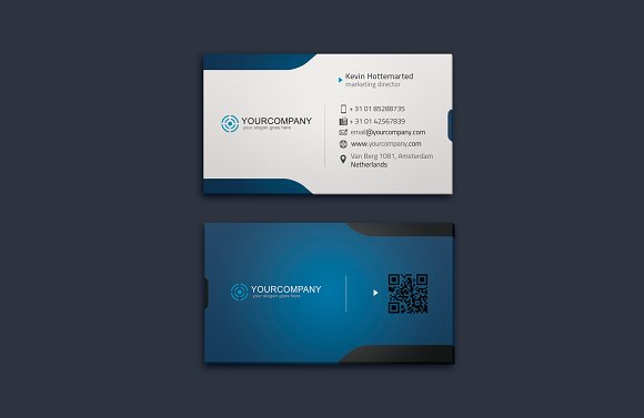 Corporate Business Card Vol. 02 - Business Cards