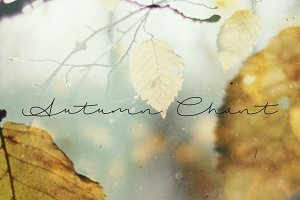 Autumn Chant