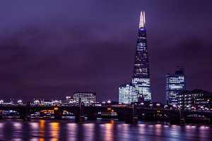 Shard Skyline London