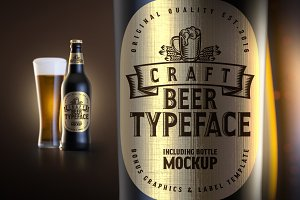 Craft Beer Typeface