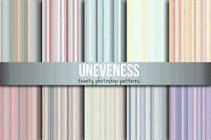 Uneveness