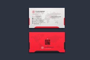 Corporate Business Card Vol. 03
