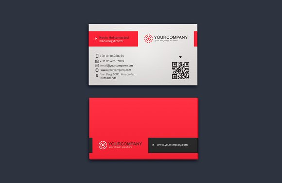 Corporate Business Card Vol. 05 - Business Cards