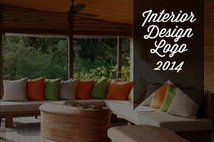 Interior Design Logo 2014