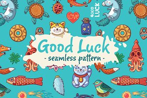 Good Luck pattern