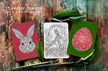 15 Decorative Easter Elements
