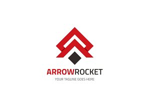 Arrow Rocket Logo