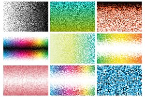 Vector Mosaic Patterns