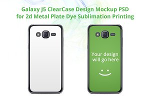 Galaxy J5 ClearCase Mock-up