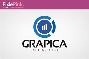 Grapica Logo Template
